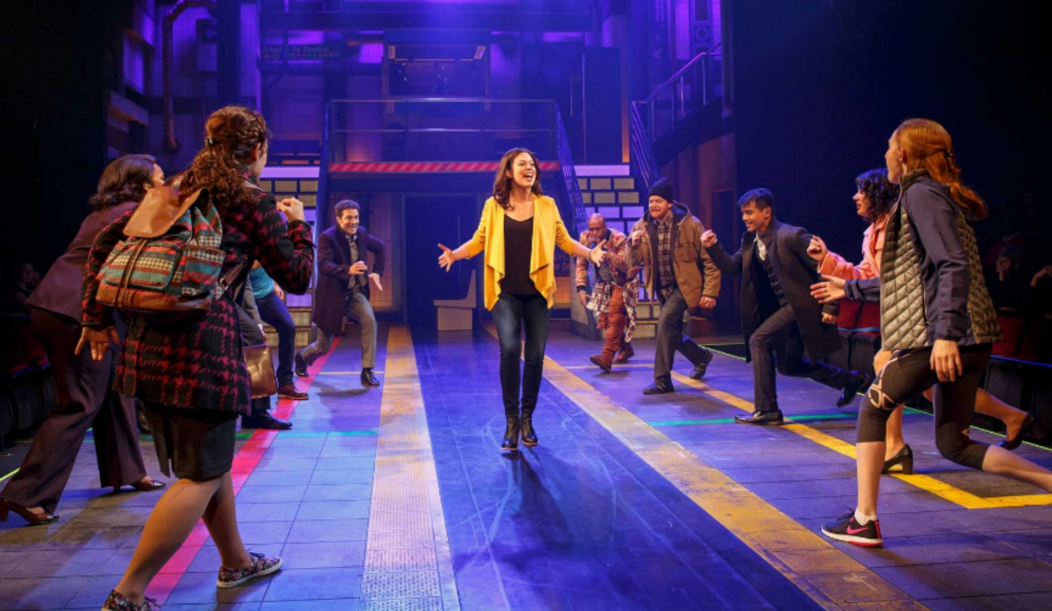 IN TRANSIT: Now On Broadway